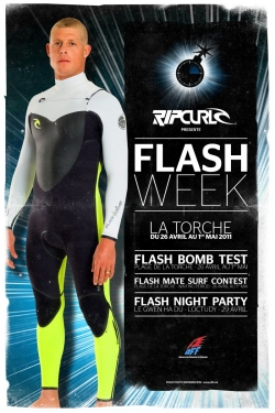 Flash week RIP CURL